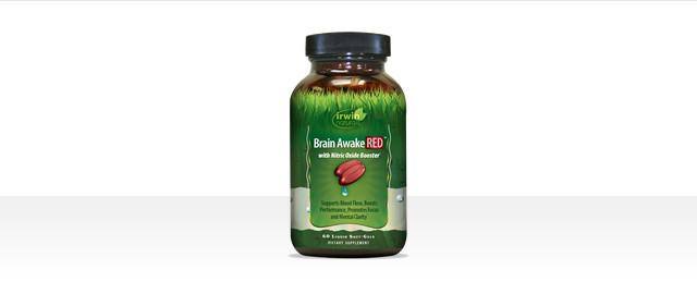 Irwin Naturals® Brain Awake RED™ coupon