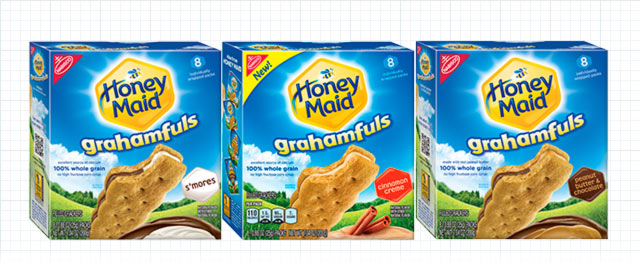 Honey Maid Grahamfuls coupon