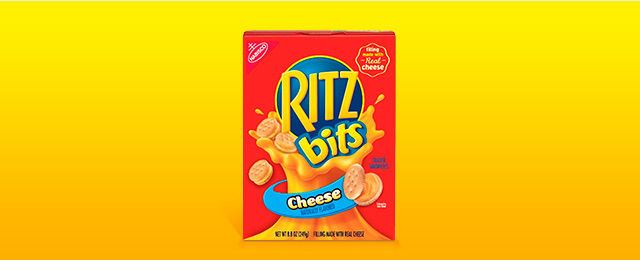RITZ bits coupon