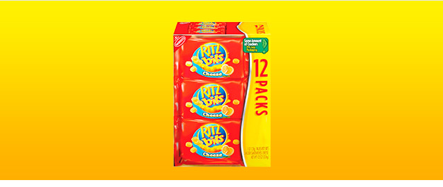 RITZ bits Multipack coupon