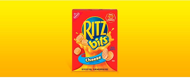 RITZ bits coupon