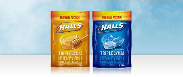 HALLS Bags coupon