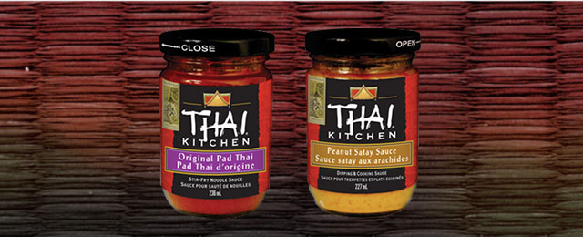 Thai Kitchen Original Pad Thai or Peanut Satay Sauce coupon
