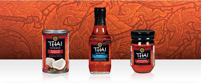 Buy 3: Thai Kitchen products coupon