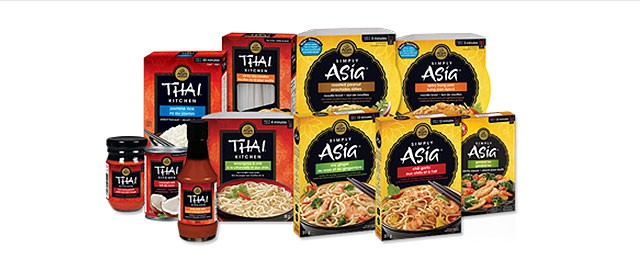 Thai Kitchen or Simply Asia products coupon