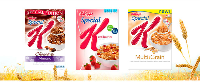 Buy 2: Kellogg's Special K Cereal coupon