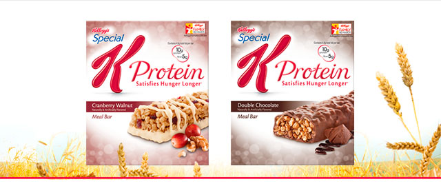 Buy 2: Kellogg's Special K Protein Meal Bars coupon