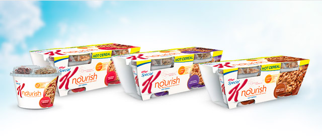 Buy 2: Kellogg's Special K Nourish Hot Cereal coupon