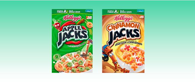 Buy 2: Kellogg's Apple Jacks coupon