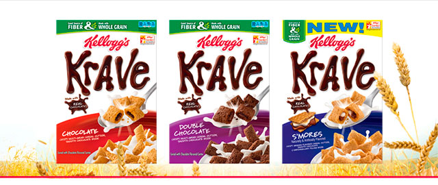 Buy 2: Kellogg's Krave coupon