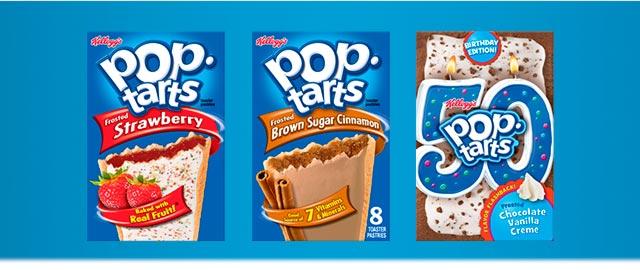 Buy 2: Kellogg's Pop Tarts coupon
