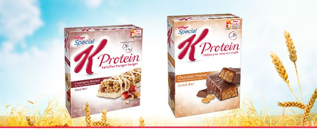 Kellogg's Special K Protein Bars coupon