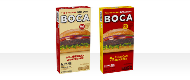 BOCA XL Burger coupon