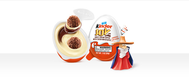 Buy 2: Kinder Joy coupon