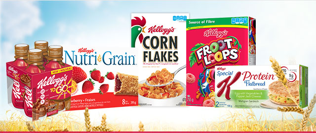 Join Kellogg's* See You At Breakfast* coupon