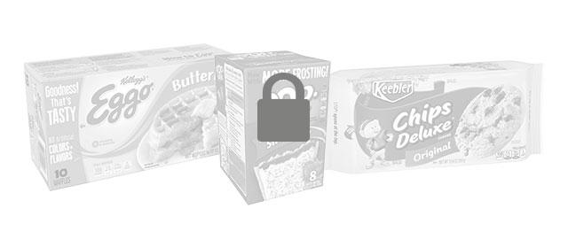 Pop-Tarts®, Eggo® or Keebler® Cookies coupon
