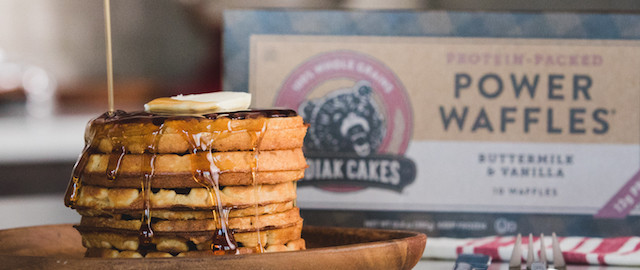 Kodiak Cakes Frozen Items coupon: Mobile and online grocery