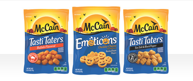 Buy 2: McCain™ Frozen Potatoes coupon