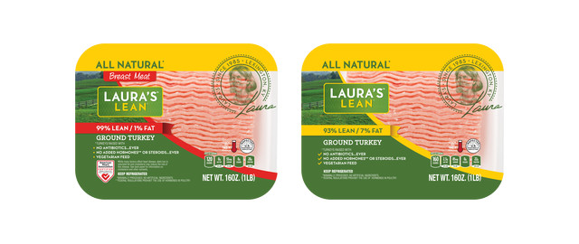 Laura's Lean Ground Turkey coupon