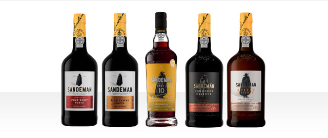 Sandeman Port coupon