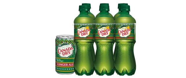 Select Canada Dry Products coupon