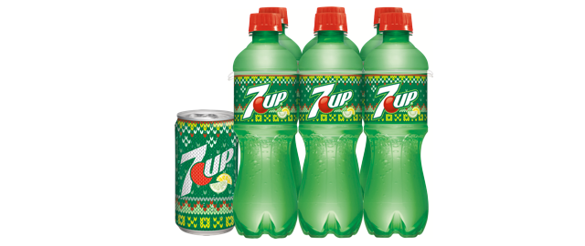 Select 7UP Products coupon
