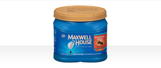 Kraft Maxwell House Coffee coupon