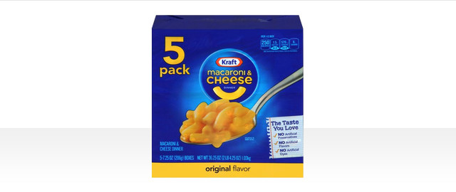 Kraft Mac & Cheese coupon