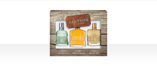 Stetson Fragrance or Gift Set coupon