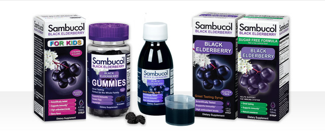 Sambucol Black Elderberry Immune Support coupon