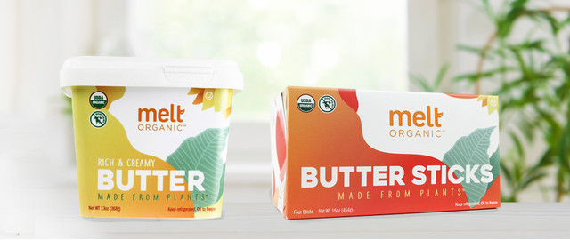 Melt Organic Butter Made From Plants coupon