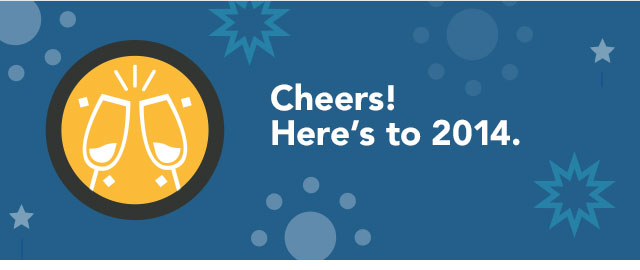Happy New Year! Show us how you're celebrating tonight. coupon