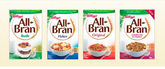 Kellogg's* All-Bran* Cereal coupon