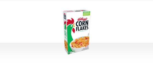 Kellogg's® Corn Flakes® Cereal coupon