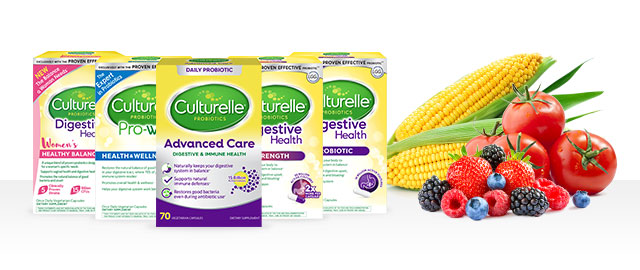 COMBO: Culturelle® Products + Select Fresh Produce coupon