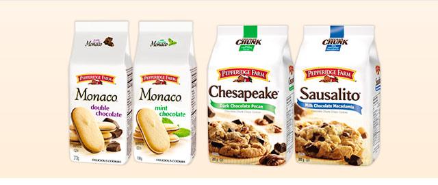 Pepperidge Farm® Cookies coupon