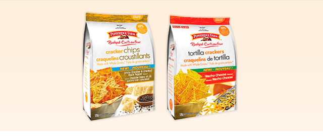 Pepperidge Farm® Cracker Chips coupon