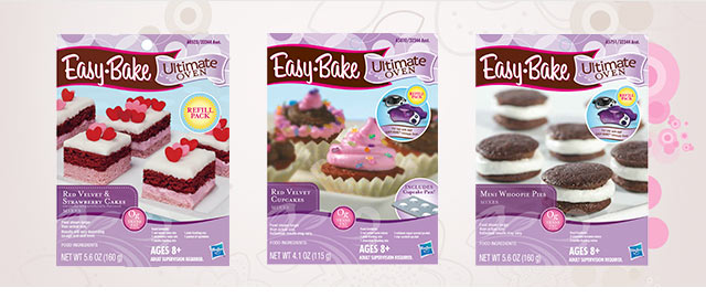 Easy-Bake Ultimate Oven refills coupon
