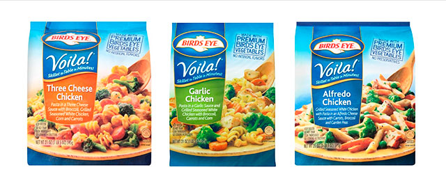 Birds Eye Voila Skillet Meals coupon