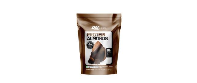 Optimum Nutrition Protein Almonds coupon