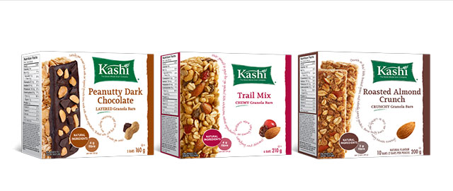 Kashi* snack bars coupon