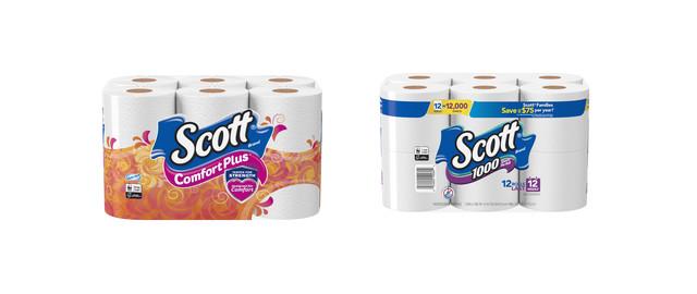 Buy 2: SCOTT® Bath Tissue coupon