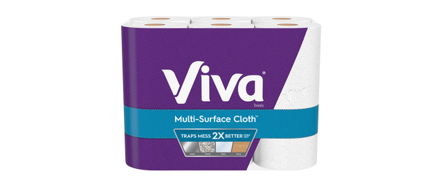 Buy 2: Viva® Paper Towels coupon