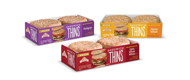 Arnold, Brownberry or Oroweat Sandwich Thins® coupon