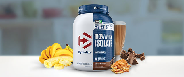 Dymatize 100% Whey Isolate Protein Powder 3.88 lb coupon