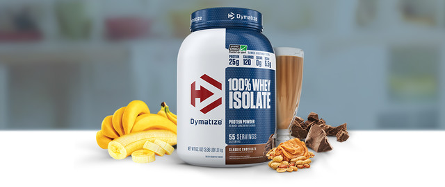 Dymatize 100% Whey Isolate Protein Powder coupon