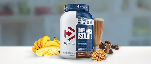 Dymatize 100% Whey Isolate Protein Powder 1.76 lbs coupon