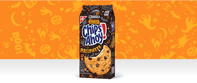 CHIPS AHOY! Halloween cookies coupon