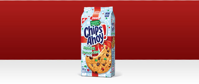 CHIPS AHOY! Holiday Cookies coupon
