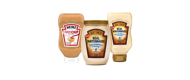 Kraft Heinz® Real Mayonnaise or Mayochup coupon